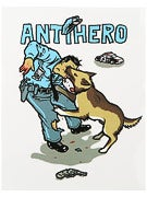 Anti Hero Todd Francis K9 Sticker