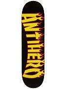 Anti Hero Flaming Skate Co. MD Deck 8.38 x 32.56