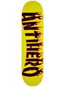 Anti Hero Flaming Skate Co. SM Deck 8.06 x 32