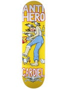 Anti Hero Cardiel One Eye Open Deck  8.12 x 31.25