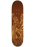 Anti Hero Spray Eagle Brown MD Deck 8.06 x 32