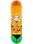 Almost Cooper Aquaman Deck  8.0 x 31.6