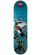 Almost Cooper Black Manta Deck  8.0 x 31.6
