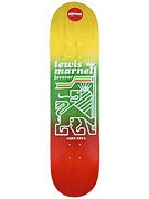 Almost Marnell Farewell Rasta Deck  8.0 x 31.6