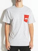 Almost Pocket Print T-Shirt