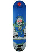 Almost Mullen Darkseid Deck  8.1 x 31.9