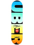 Almost Mullen Spectrum Uber Light Large Deck  8.0x31.9