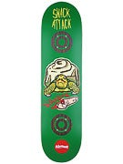 Almost Willow Snack Attack Double Impact Deck  8.0x31.6