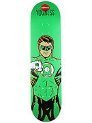 Almost Youness Green Lantern Deck  8.0 x 31.6