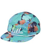 ambsn Hello 5 Panel Hat