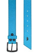 Armourdillo Crackle Belt  Blue