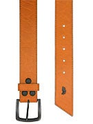 Armourdillo Crackle Belt  Orange