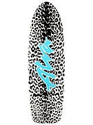 Alva White Leopard Limited Edition Deck  10 X 34
