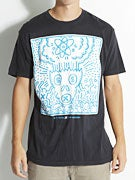 Alien Workshop x Keith Haring Atomic Skull T-Shirt