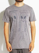 Alien Workshop Blueprint T-Shirt