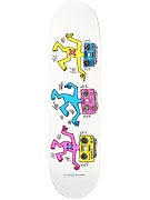 Alien Workshop Haring Boombox Deck  8.0 x 31.75