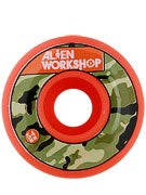 Alien Workshop Flo Camo Wheels