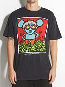 Alien Workshop x Haring Andy Mouse T-Shirt