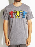 Alien Workshop x Haring Linkup T-Shirt