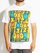 Alien Workshop x Haring Stacked T-Shirt