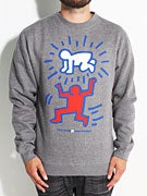 Alien Workshop x Keith Haring Elevate Baby Sweatshirt