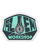 Alien Workshop OG Logo Sticker Small