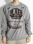 Alien Workshop OG Scholar Crew Sweatshirt