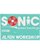 Alien Workshop Sonic Bearings ABEC 3
