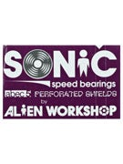 Alien Workshop Sonic Bearings ABEC 5