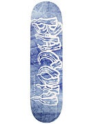 Bacon Logo Blue Deck  8.5 x 32.5
