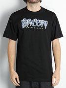 Bacon Font Logo T-Shirt