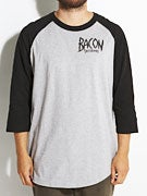 Bacon Scribble Raglan Shirt