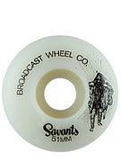Broadcast Savants 101a Wheels