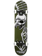 Birdhouse Tony Hawk Full Skull Mini Complete 7.25 x 38