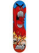 Birdhouse Jaws Lava Deck  8.1 x 32