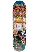 Baker Baca Doggs Deck  8.25 x 31.875