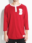 Baker Bench Warmer Henley Shirt