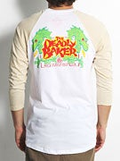Baker Deadly Baker Baseball T-Shirt