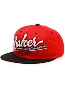 Baker Game Time Snapback Hat