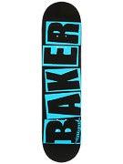 Baker Brand Logo Blue/Black Deck  7.75 x 31