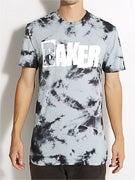 Baker Reset Logo Marble T-Shirt