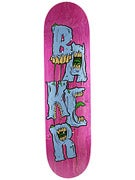 Baker Teeth Pink Deck  8.475 x 31.875