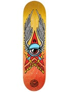 Black Label Alfaro Throwback Deck 8.12 x 31.88