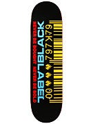 Black Label Barcode Colors XL Deck  8.38x32.5
