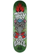 Black Label Troy Up In Smoke Deck 8.25 x 32.12