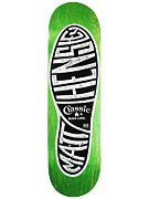 Black Label Matt Hensley Classic Green Deck  8.68x32