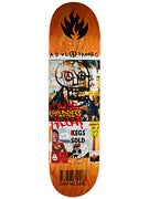 Black Label Hassan Hobo Deck  8.38 x 32.5