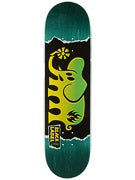 Black Label Ripped Elephant Fade XL Deck 8.25 x 32.12