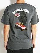 Black Label Vulture Curb Club T-Shirt