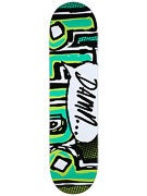 Blind Damn OG Bubble Teal/Lime Deck  8 x 31.6